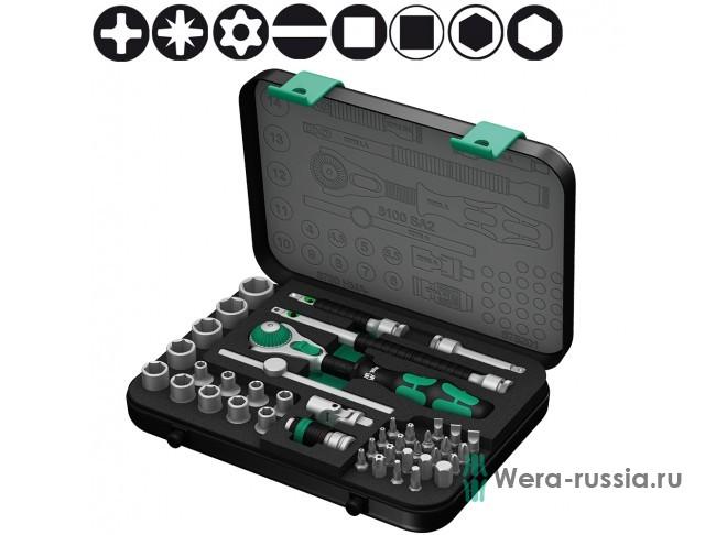 8100 SA 2 1/4 WE-003533 в фирменном магазине Wera