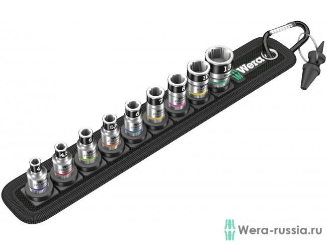 Zyklop Belt A 1 с функцией фиксации, хвостовик 1/4 WE-003880 в фирменном магазине Wera