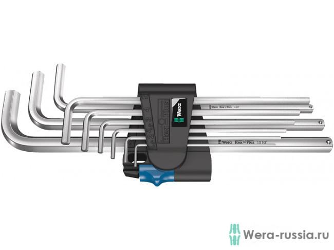 950/9 L Hex-Plus HF 1, 022130 WE-022130 в фирменном магазине Wera