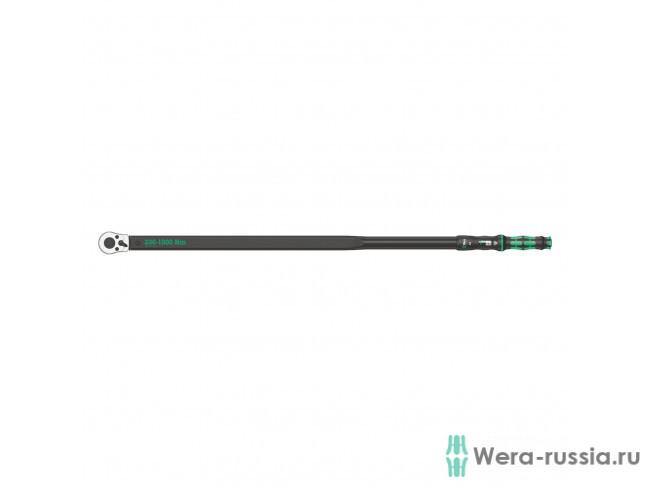 Click-Torque E 1 с трещоткой и реверсом WE-075630 WE-075630 в фирменном магазине Wera