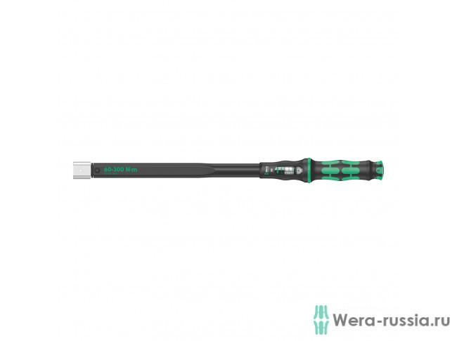 Click-Torque X 5 с трещоткой и реверсом WE-075655 WE-075655 в фирменном магазине Wera
