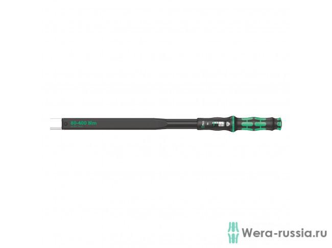 Click-Torque X 6 с трещоткой и реверсом 075656 WE-075656 в фирменном магазине Wera