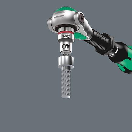 Отверточные головки с фиксирующей функцией для винтов TORX®