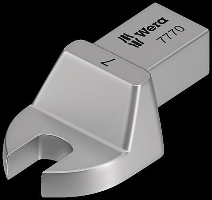 7770 Насадка-рожковый ключ
